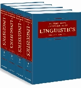 international encyclopedia of linguistics