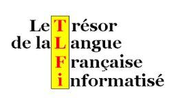 trésor de la langue française