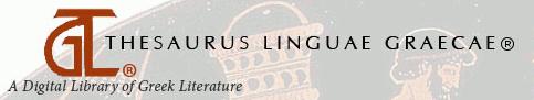 thesaurus linguae gracae
